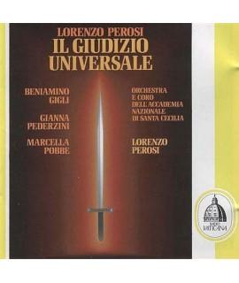 Lorenzo Perosi - Il Giudizio Universale - CD Frequenz