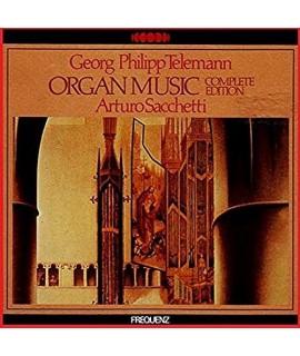 Georg Philipp Telemann - Organ Music Complete Edition