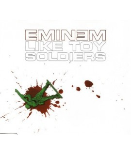 Eminem - Like Toy Soldiers (CD Singolo)
