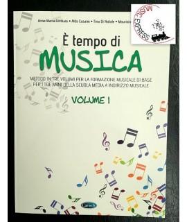 Corduas, Cusano, Di Natale, Maggiore - E' Tempo di Musica Volume 1
