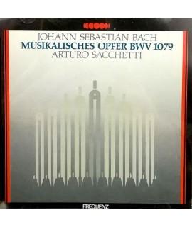 Johann S. Bach - Musikalisches Opfer BWV 1079