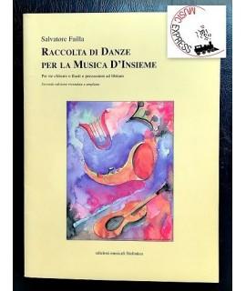 Failla - Raccolta di Danze per la Musica d'Insieme