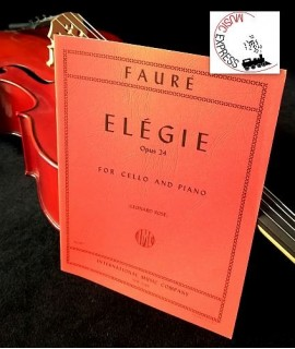 Fauré - Elégie Opus 24 for Cello and Piano