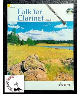 Vari - Folk For Clarinet