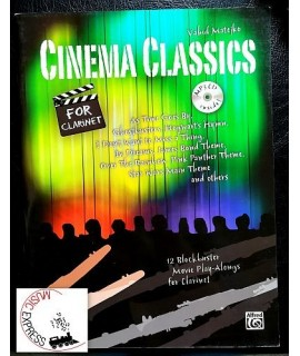 Vari - Cinema Classics for Clarinet