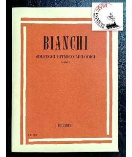 Bianchi - Solfeggi Ritmico-Melodici