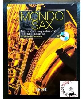 Bianchi - Mondo Sax - Tecnica e Interpretazione nel Sax Moderno