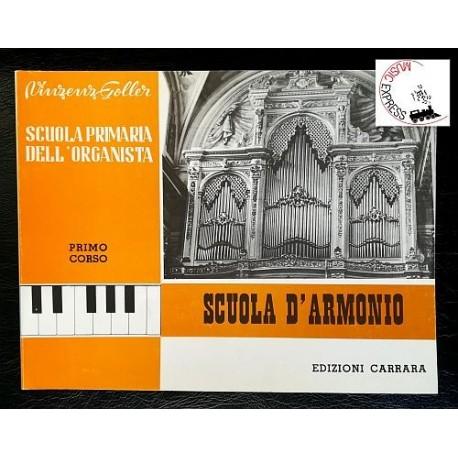 Goller - Scuola Primaria dell'Organista Primo Corso Scuola d'Armonio