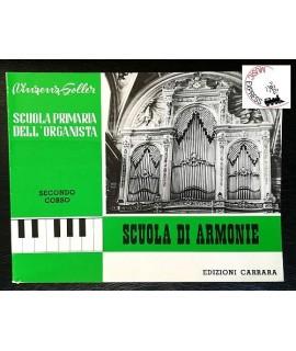 Goller - Scuola Primaria dell'Organista Secondo Corso - Scuola di Armonie