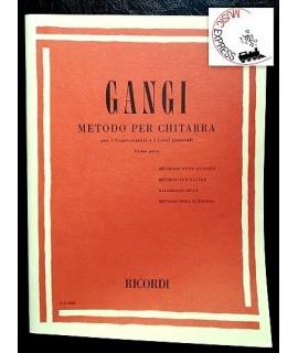 Gangi - Metodo per Chitarra Prima Parte