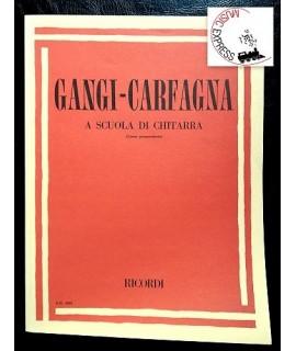 Gangi-Carfagna - A Scuola di Chitarra - Corso Preparatorio