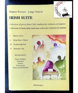 Ferrari, Verrini - Irish Suite: Musica d'Insieme