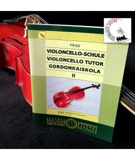 Friss - Violoncello Tutor II