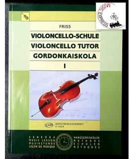 Friss - Violoncello Tutor I