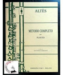 Altès - Metodo Completo per Flauto
