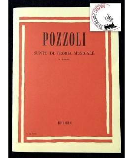 Pozzoli - Sunto di Teoria Musicale 2° Corso