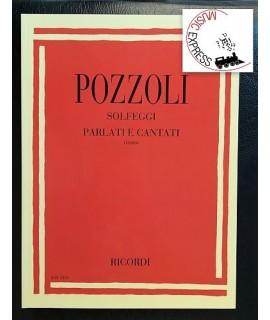 Pozzoli - Solfeggi Parlati e Cantati 1° corso