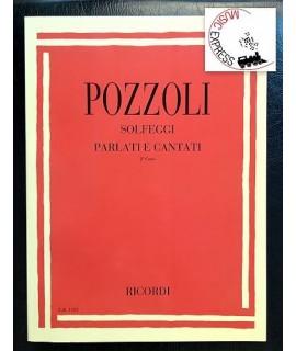 Pozzoli - Solfeggi Parlati e Cantati II° corso
