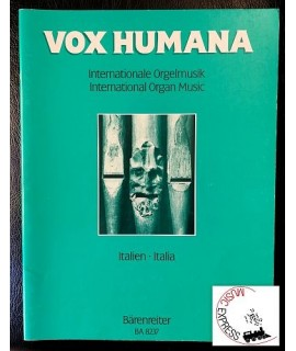 Vari - Vox Humana - International Organ Music