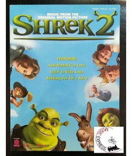 Vari - Shrek 2 Music From the Original Motion Picture - Hal Leonard