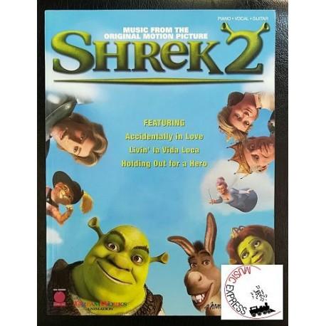 Vari - Shrek 2 Music From the Original Motion Picture - Hal Leonard