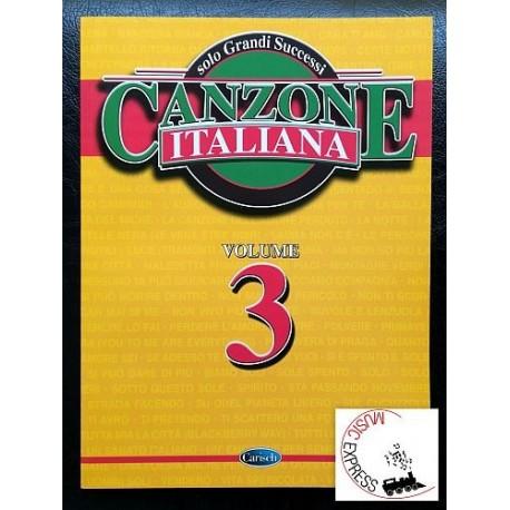 Vari - Canzone Italiana Volume 3 - Solo Grandi Successi