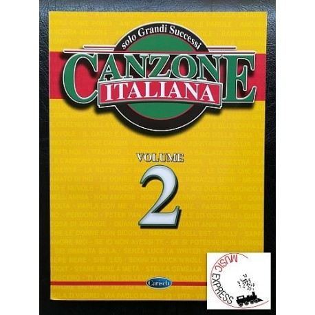 Vari - Canzone Italiana Volume 2 - Solo Grandi Successi