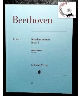 Beethoven - Klaviersonaten Band I