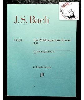 Bach - Das Wohltemperierte Klavier Teil I