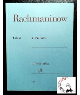 Rachmaninow - 24 Préludes