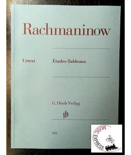 Rachmaninow - Etudes-Tableaux
