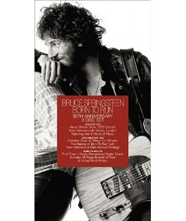 Bruce Springsteen - Born To Run - 30th Anniversary 2VDV+CD