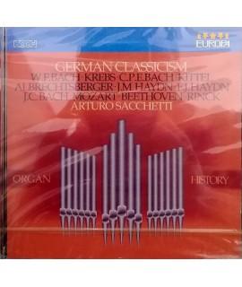 Arturo Sacchetti - German Classicism
