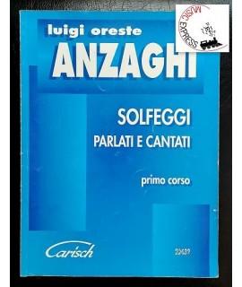 Anzaghi - Solfeggi Parlati e Cantati 1° Corso