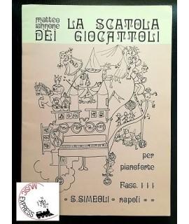 Iannone - La Scatola dei Giocattoli fascicolo III