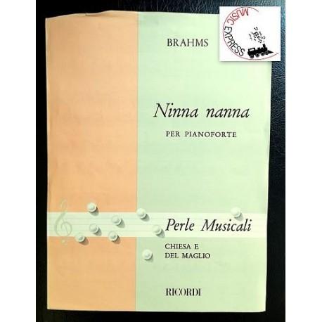 Brahms - Ninna Nanna per Pianoforte - Perle Musicali