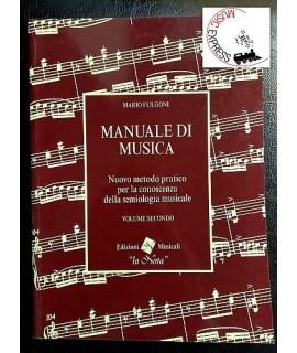 Fulgoni - Manuale di Musica Volume Secondo