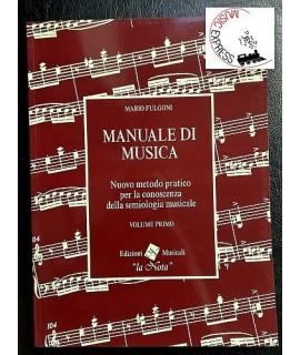 Fulgoni - Manuale di Musica Volume Primo