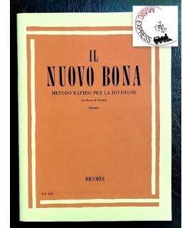 Il Nuovo Bona - Metodo Rapido per la Divisione in Chiave di Violino