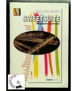 Manzi - Sweetsuite per Quartetto di Flauti Dolci