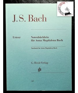 Bach - Notebook for Anna Magdalena Bach