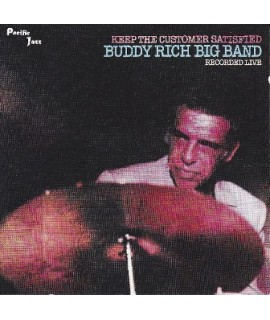 Buddy Rich Big Band - Keep The Customer Satisfied