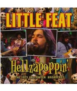 Little Feat - Hellzapoppin' - The 1975 Halloween Broadcast