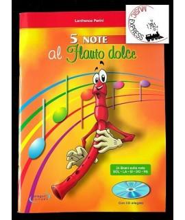 Perini - 5 Note al Flauto Dolce