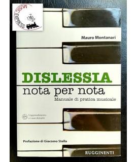 Montanari - Dislessia Nota per Nota - Manuale di Pratica Musicale
