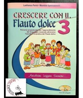 Perini, Spaccazocchi - Crescere con il Flauto Dolce 3