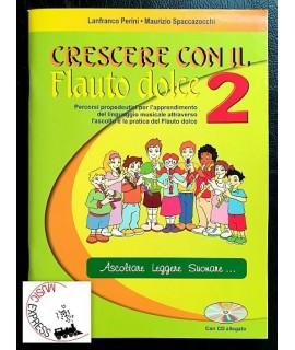 Perini, Spaccazocchi - Crescere con il Flauto Dolce 2