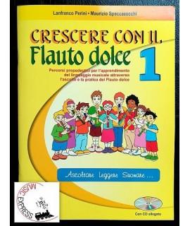 Perini, Spaccazocchi - Crescere con il Flauto Dolce 1