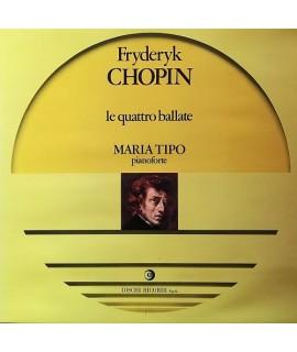 Frederic Chopin - Le Quattro Ballate