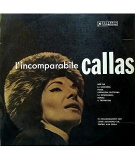 Maria Callas - L' Incomparabile Callas
